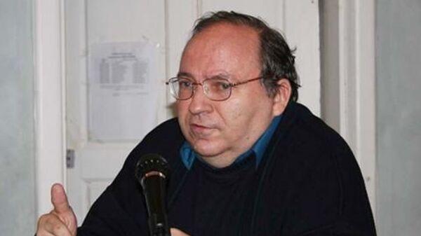Умер писатель Николай Лисовой