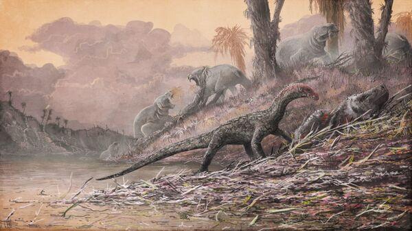 Ученые смоделировали последствия от падения астероида 66 миллионов лет назад
