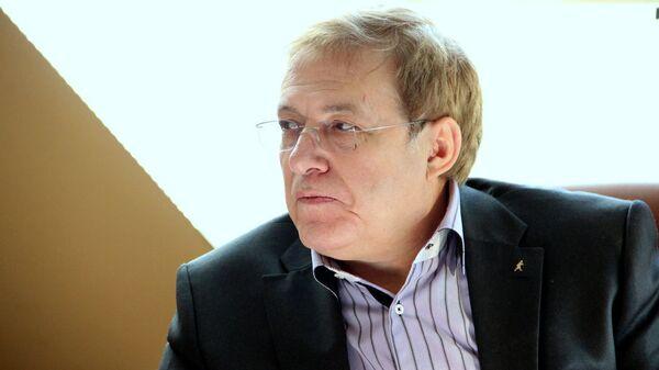 Главный редактор украинского еженедельника 2000 Сергей Кичигин