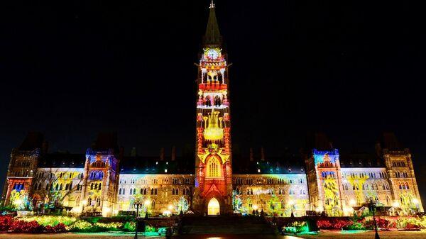 Столица Канады Оттава