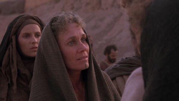 Кадр из фильма Последнее искушение Христа