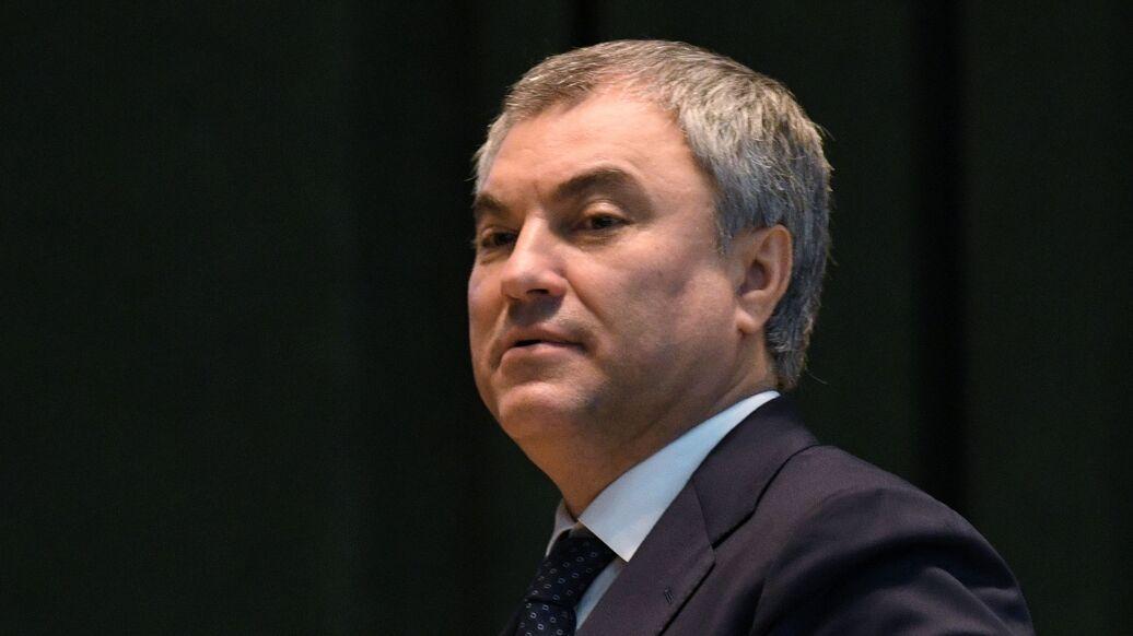 Володин поручил подсчитать убытки от нахождения Крыма в составе Украины