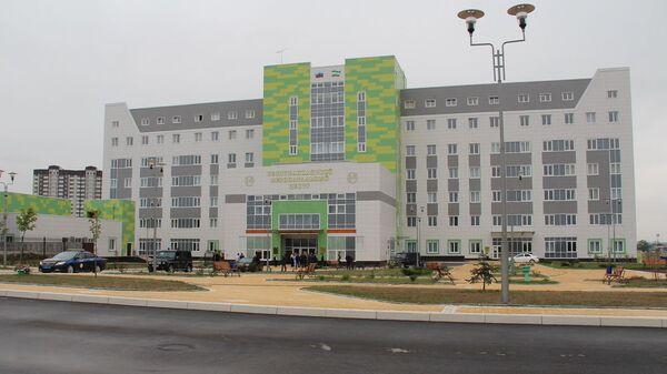 Республиканский клинический перинатальный центр в Назрани