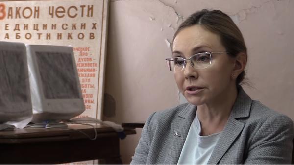 Владимирские власти опубликовали видео, где чиновница советует медикам помыть полы