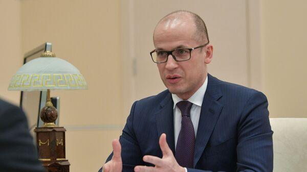 Глава Удмуртской Республики Александр Бречалов