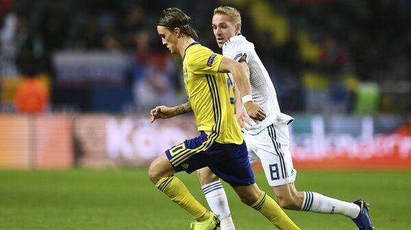 Сборная Швеции ждет информации от УЕФА по поводу матча с Россией