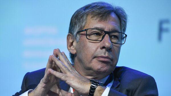 Председатель совета директоров АО Альфа-Банк Пётр Авен