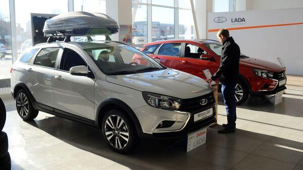 Россияне верят в автомобили Lada