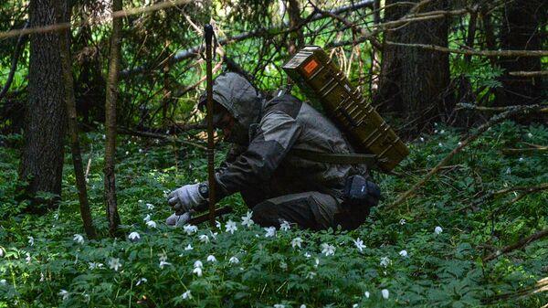 Поисковики установили личность бойца, обнаруженного в Тверской области