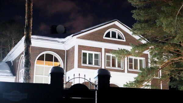 Дом экс-главы Серпуховского района Александра Шестуна