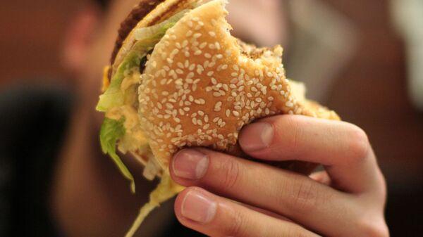 Ресторан быстрого питания McDonald's