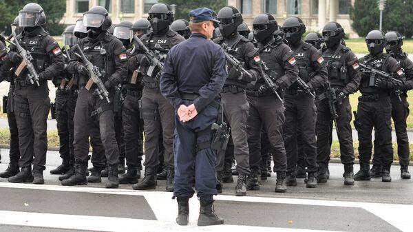 Антитеррористическое подразделение полиции Сербии
