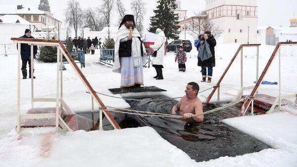 Волонтеры помогут обеспечить безопасность в Крещенскую ночь в Подмосковье
