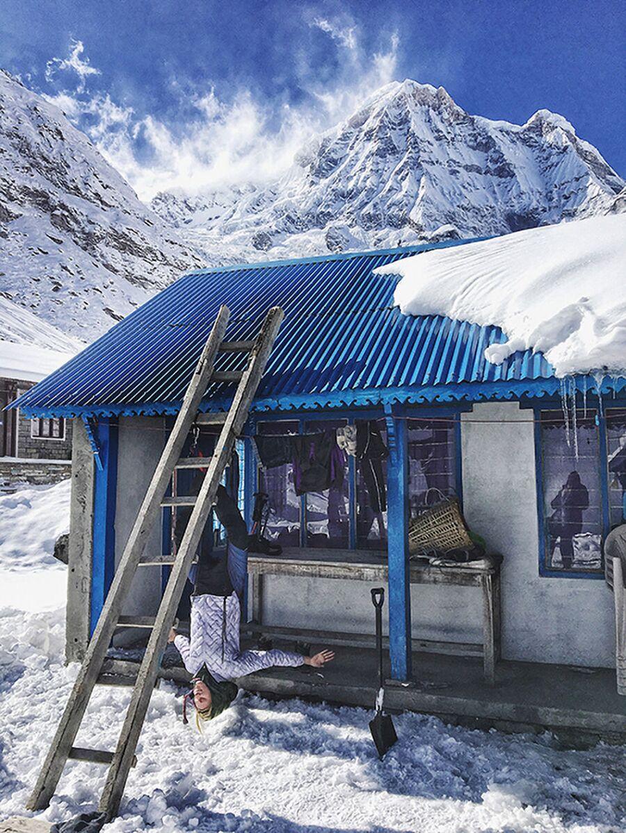 Гималаи, горные пейзажи