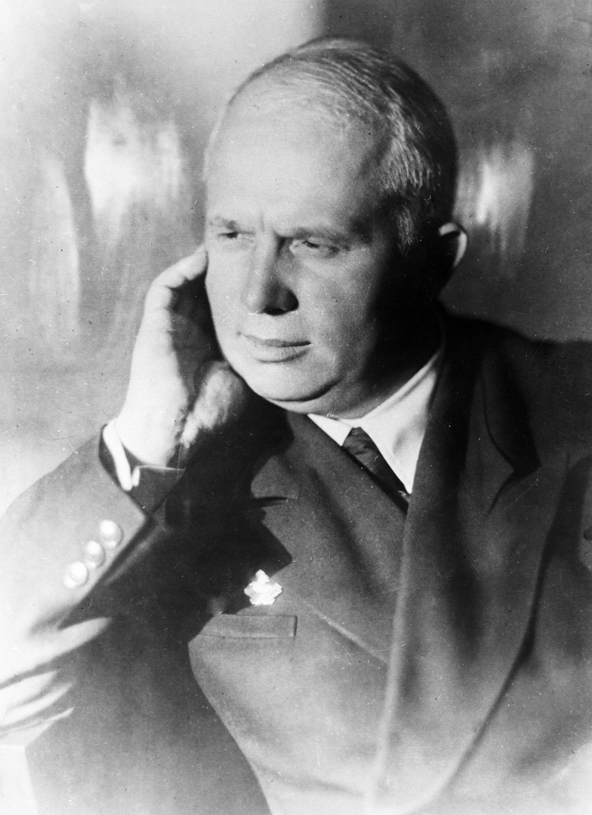 Никита Хрущев - РИА Новости, 1920, 09.10.2020