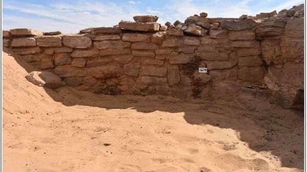 Могилы, относящиеся к эпохе Древнего царства, обнаруженные на юге Египта. 20 января 2019