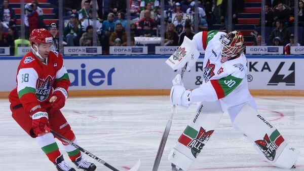 Илья Зубов (слева) и Игорь Бобков