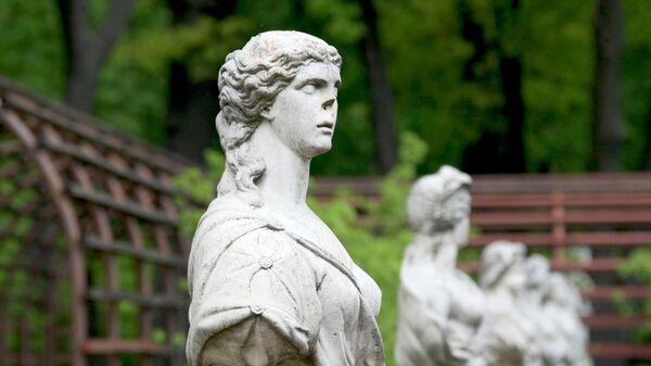 Памятник садово-паркового искусства XVIII века Увеселительный сад усадьбы Останкино