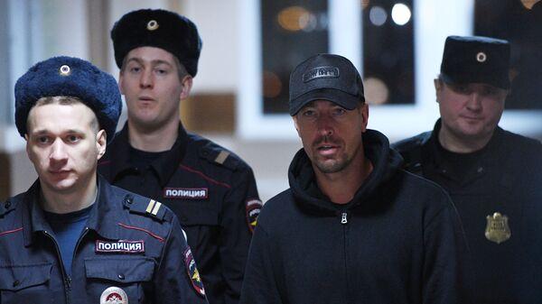 Александр Кириллов (Алекс Лесли) в Нагатинском суде