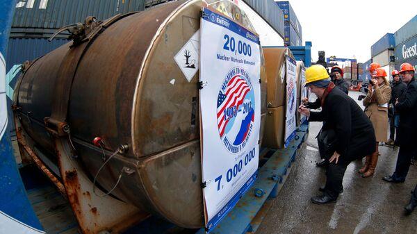 """Штаты на урановой игле: как """"Росатом"""" разрушил"""