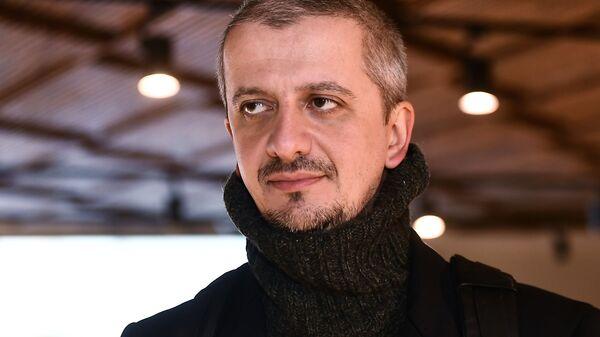 Режиссер Константин Богомолов