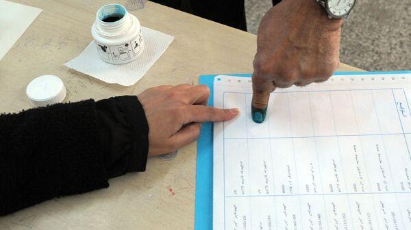 Президентские выборы в Алжире