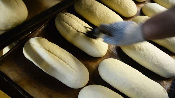 Хлебокомбинат Смак в Екатеринбурге. Архивное фото