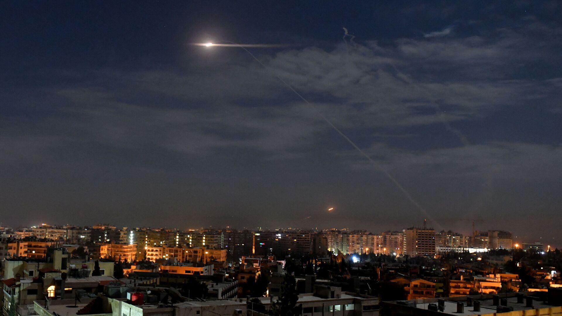 В Сирии заявили, что уничтожили несколько выпущенных по Латакии ракет