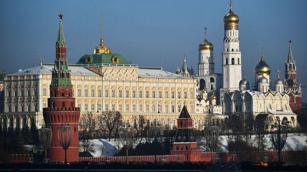 В Кремле рассказали о работе по теме заключения мирного договора с Японией