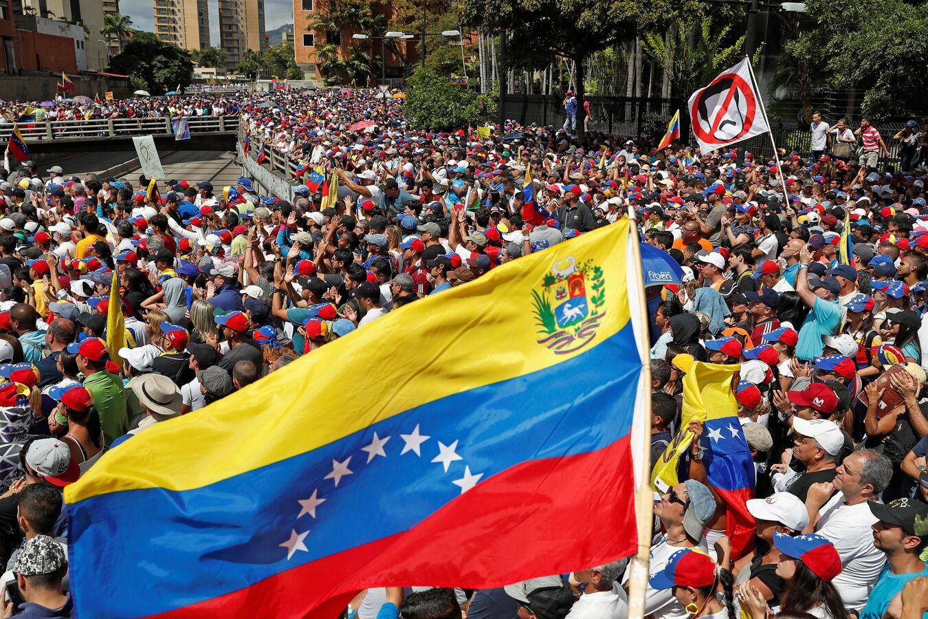 Открытое письмо Соединённым Штатам Америки: прекратить вмешиваться во внутреннюю политику Венесуэлы