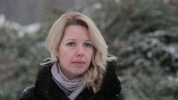 Заместитель руководителя ГПБУ Мосприрода Вера Струкова