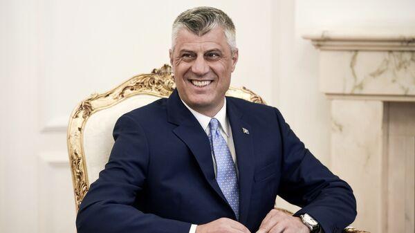 Президент Республики Косово Хашим Тачи