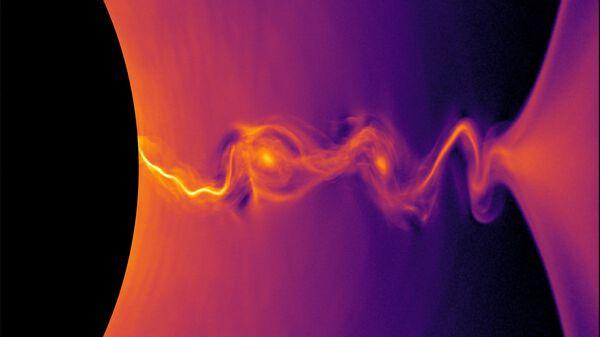 Ученый сравнил значимость фото черной дыры с открытием гравитационных волн