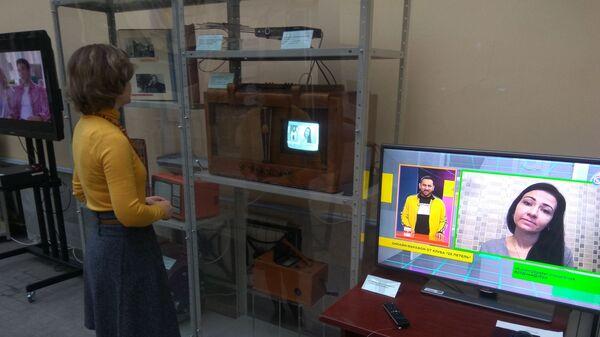Выставка От аналогового прошлого к цифровому будущему