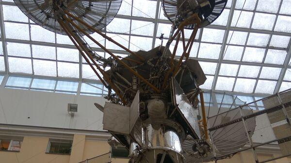 Спутник-ретранслятор Луч