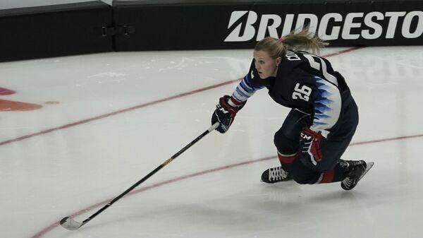 Хоккеистка Кендалл Скоуфилд