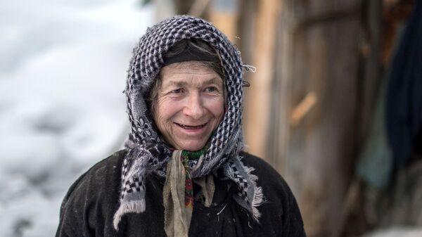 Отшельница Агафья Лыкова передала старообрядцам необычные четки