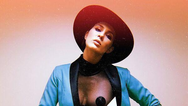 Певица Анна Корсун, выступающая под псевдонимом MARUV