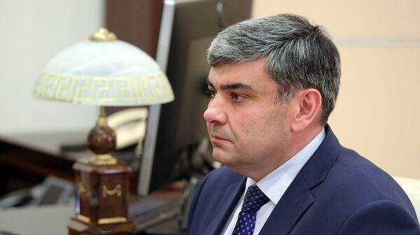 Глава КБР Казбек Коков