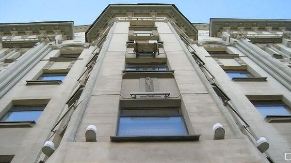 Бывший доходный дом купца Якова Демента на Большой Полянке в Москве