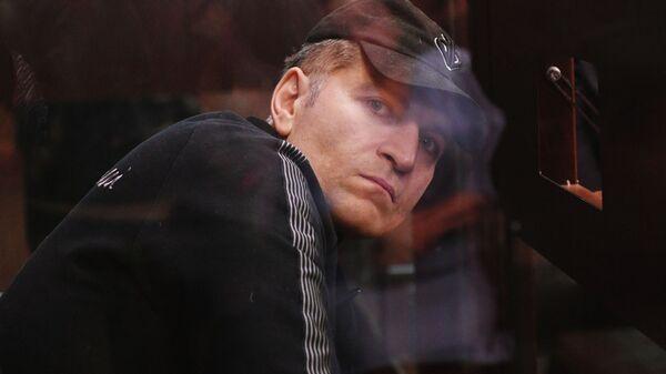 Бизнесмен Магомед Магомедов на заседании Тверского суда Москвы