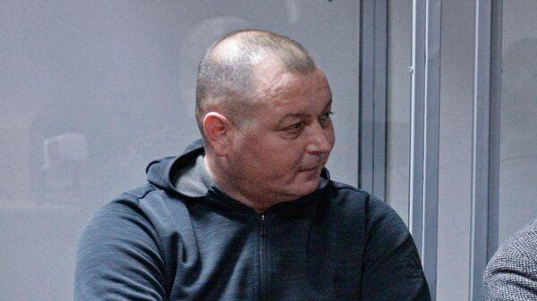 Капитан сейнера Норд Владимир Горбенко в суде