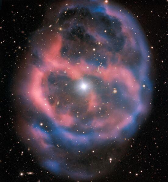 Планетарная туманность ESO 577-24