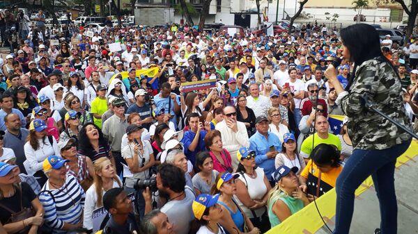 Ситуация в Каракасе
