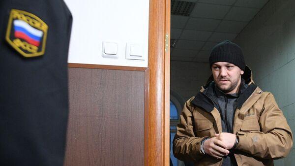 Исполнительный директор АО Минераловодская газовая компания Гузер Хашукаев в суде