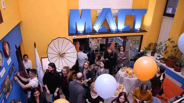 В Москве открылся Молодежный центр медиа и коммуникаций