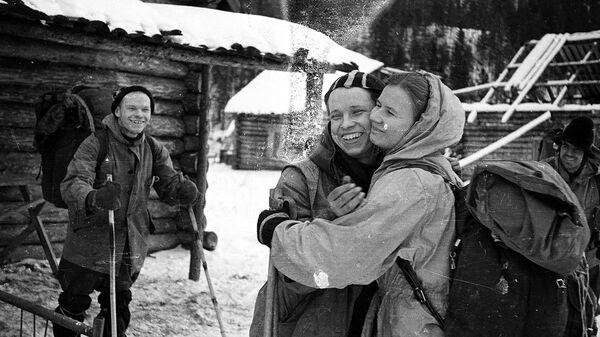 Игорь Дятлов и участники его тургруппы