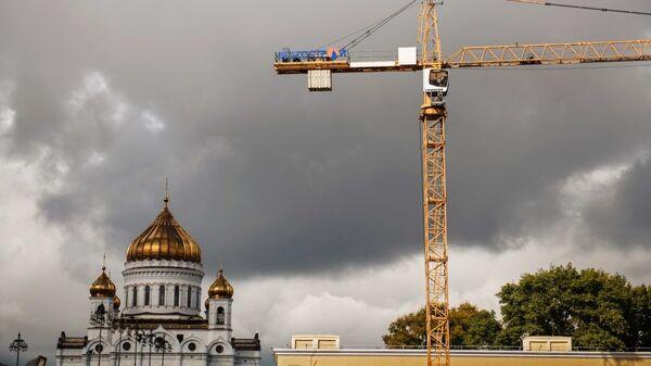 Велесстрой возводит уникальный музей в самом центре Москвы