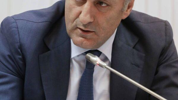 Генеральный конструктор Самума Умахан Умаханов