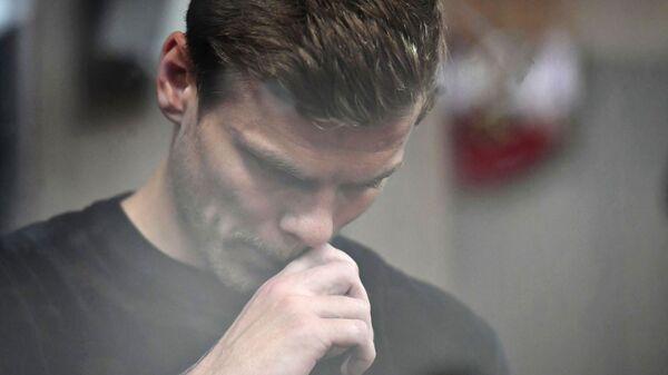 Футболист Александр Кокорин в суде